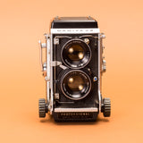 Mamiya C3 TLR Medium Format Camera w/ 80mm f/2.8 Lens