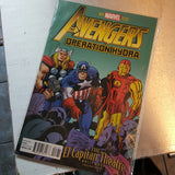 THE AVENGERS OPERATION HYDRA VARIANT #1 - XSN - Your Shopping Network