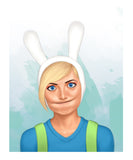 FIONNA (Marcel Ramos Art Print) - XSN - Your Shopping Network