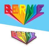 Rainbow Bernie Pin - XSN - Your Shopping Network
