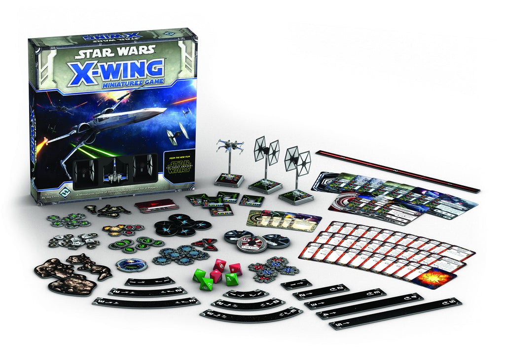 Star Wars: The Force Awakens X-Wing Miniatures Game Core Set - XSN - Your Shopping Network