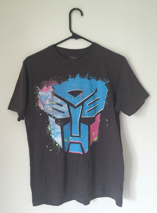 Transformers T-Shirt - XSN - Your Shopping Network