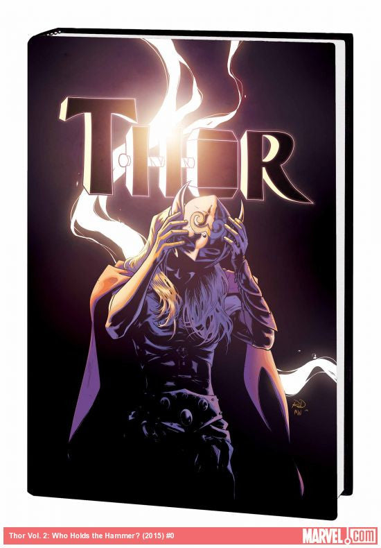 THOR VOL. 2: WHO HOLDS THE HAMMER? (HARDCOVER) - XSN - Your Shopping Network