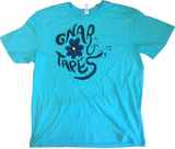 Gnar Tapes – New Flower T-Shirt - XSN - Your Shopping Network - 1