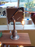 The TRUST ME Pipe Lamp... - XSN - Your Shopping Network - 2