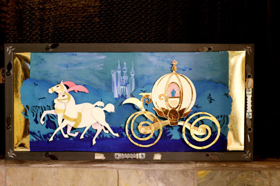 Arriving in style (Disney-inspired paper craft) - XSN - Your Shopping Network - 1