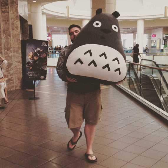 GIANT Totoro Inspired Plush - XSN - Your Shopping Network