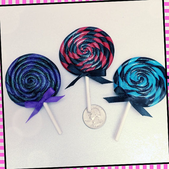 Sweet Lollipop Hair Clips - XSN - Your Shopping Network - 2