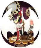 Harley Quinn 3D Paper Illustration - XSN - Your Shopping Network