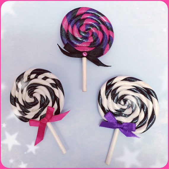 Sweet Lollipop Hair Clips - XSN - Your Shopping Network - 1