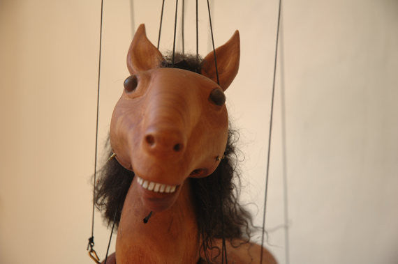 Horse Marionette - XSN - Your Shopping Network - 2