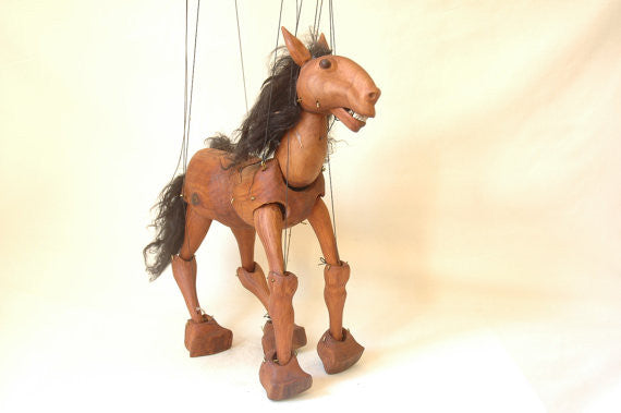 Horse Marionette - XSN - Your Shopping Network - 3