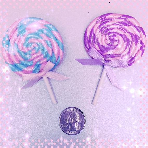 Sweet Lollipop Hair Clips - XSN - Your Shopping Network - 3