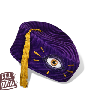 #143 The Mystic Eye ~ Purple One Memorial Edition (Chapeau) - XSN - Your Shopping Network