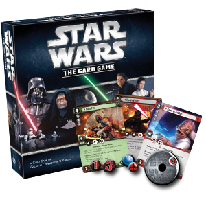 Star Wars: The Card Game - XSN - Your Shopping Network