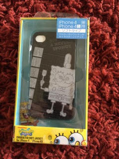 Spongebob iPhone case - XSN - Your Shopping Network