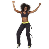 Zumba Fitness Defy Gravity V-Bra Top - Black