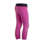 Zumba Fitness Lunar Capri Leggings - Berry