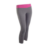 Zumba Fitness Lunar Capri Leggings - Granite (CLOSEOUT)
