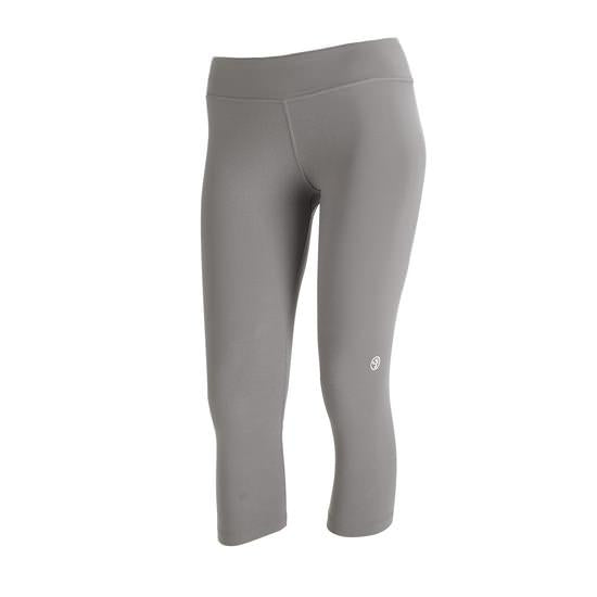 Zumba Fitness Spark Capri Leggings - Gravel (CLOSEOUT)