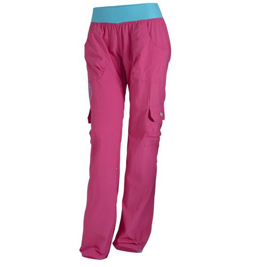 Zumba Fitness Ultimate Party Cargo Pants - Raspberry Rose (CLOSEOUT)