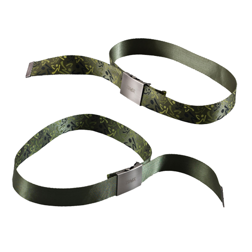 Zumba Fitness Reversible Belt - Camo (CLOSEOUT)