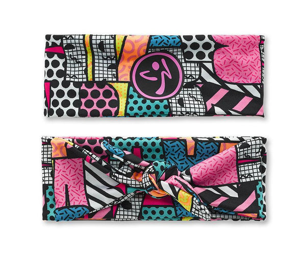 Zumba Fitness I Want My Zumba Headband