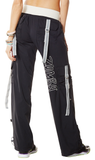 Zumba Fitness Craveworthy Cargo Pants - Sew Black