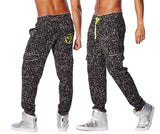 Zumba Fitness Get Funked Up Sweatpants - Go For Gunmetal Heather (CLOSEOUT)