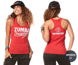 Zumba Fitness Original Instructor Racerback - Viva La Red