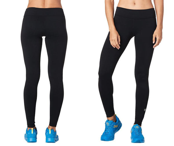 Zumba Fitness Perfect Long Leggings - Bold Black