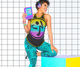 Zumba Fitness Zumba Happiness Crop Leggings - Teal Me Everything
