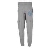 Zumba Fitness Mo' Fun French Terry Pants - Dark n Dirty Slate