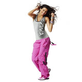 Zumba Fitness Ultimate Orbit Cargo Pants - Berry