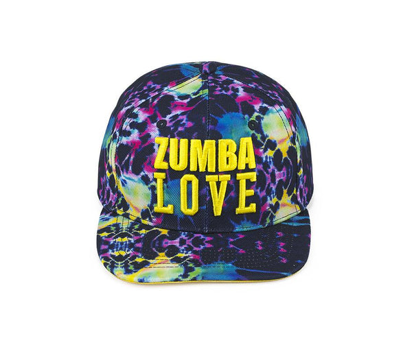 Zumba Fitness Love Snapback Hat