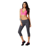 Zumba Fitness Don't Leave Me Hangin' Bra - Pin A Rose