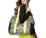 Zumba Fitness The Hype Is Real Duffle Tote Bag