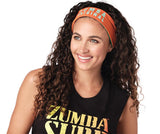 Zumba Fitness Original Headbands 3 PK