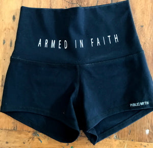 ARMED IN FAITH