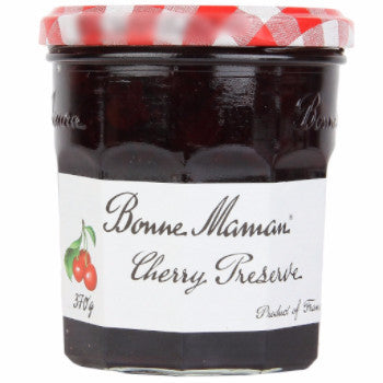 Bonne Maman Cherry Preserve, 370 Gms - FoodNosh