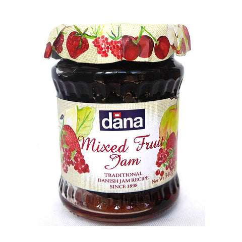 Dana Jam, Mix Fruit, 340 Gms - FoodNosh