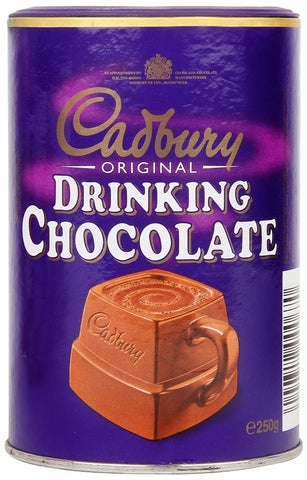 Cadbury Drinking Chocolate, 250 Gms - FoodNosh