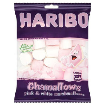Haribo Chawmallows (Marshmallows), 150 Gms - FoodNosh