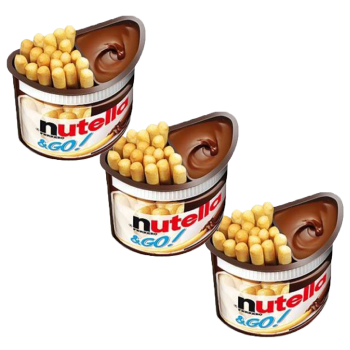 Nutella & Go, 52g : Buy 2 Get 1 Free!` - FoodNosh