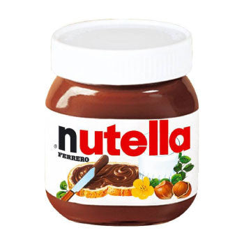 Nutella Hazelnut Spread with Cocoa, 350 Gms - 3 Months Subscription - FoodNosh