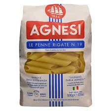 Agnesi Penne Pasta, 500 Gms - 6 Months Subscription - FoodNosh