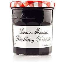 Bonne Maman Blackberry Preserve, 370 Gms - FoodNosh