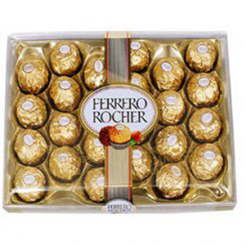 Ferrero Rocher, 24 Pieces - FoodNosh