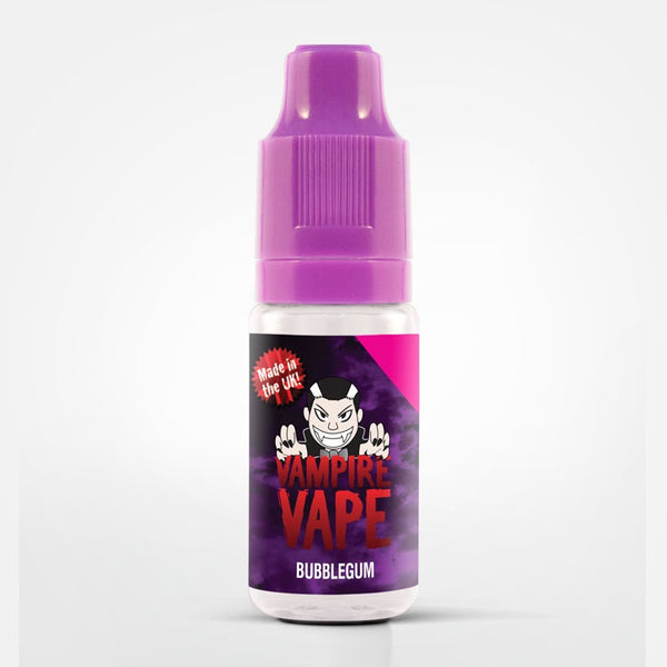 Bubblegum by Vampire Vape 10ml