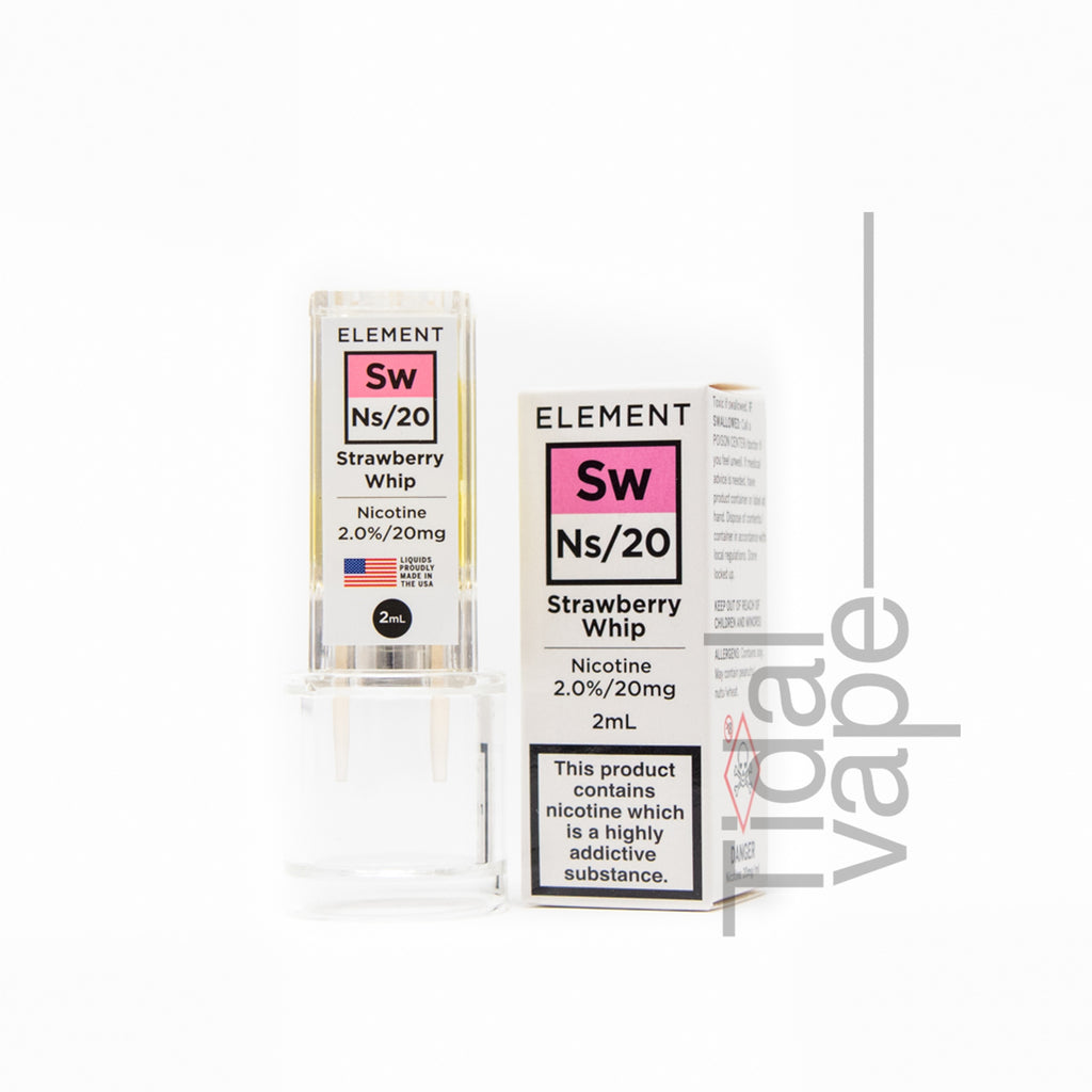 Elements Gusto cartridge 2ml strawberry whip